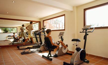 chi phí mở phòng tập gym